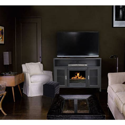 better homes and gardens 60 quot media fireplace console for