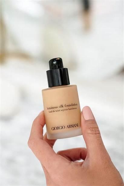 Luminous Foundation Silk Armani Hydrating Primer Concealer
