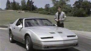 U00bb 1986 Pontiac Firebird Trans Am Manufacturer Promo