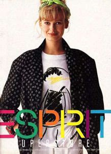 A Look At The Totally Awesome 80s Brand Esprit! 80s