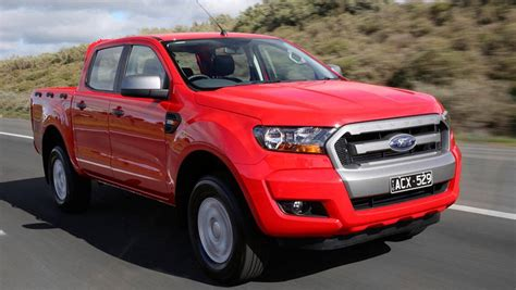ford ranger 4x4 2016 ford ranger xls 4x4 2 2l auto dual cab review road test carsguide
