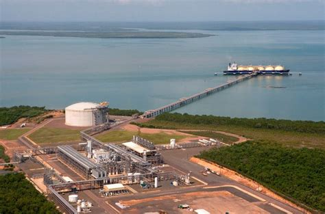Australia: Darwin LNG Jetty Maintenance Program Starts ...