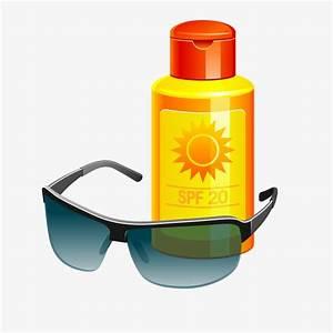 Creme Solaire Dessin : lunettes lunettes cr me solaire dessin image png pour le t l chargement libre ~ Melissatoandfro.com Idées de Décoration