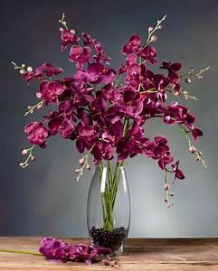 Phalaenopsis Or... Silk Flowers