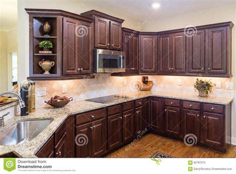 cuisine en dur plancher cuisine bois de la cuisine avec cramique et