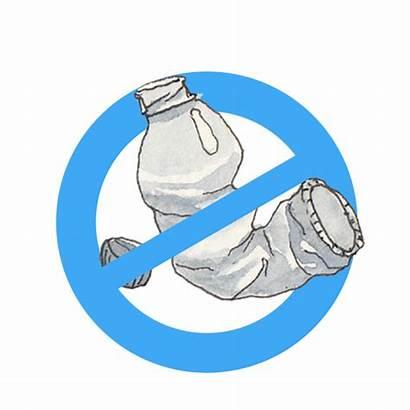 Clipart Sea Plastic Pollution Trash Ocean Polluted