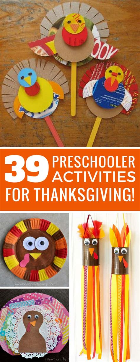 39 thanksgiving activities for preschoolers it s all 434 | Thanksgiving Activities for Preschoolers Pinterest