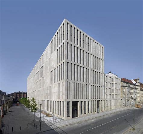 Jacob Und Wilhelm Grimm Zentrum Berlin by Jacob And Wilhelm Grimm Centre Max Dudler Architecture