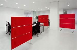 Cloisons Mobiles : akoestische panelen voor kantoor de jong kantoormeubilair ~ Melissatoandfro.com Idées de Décoration