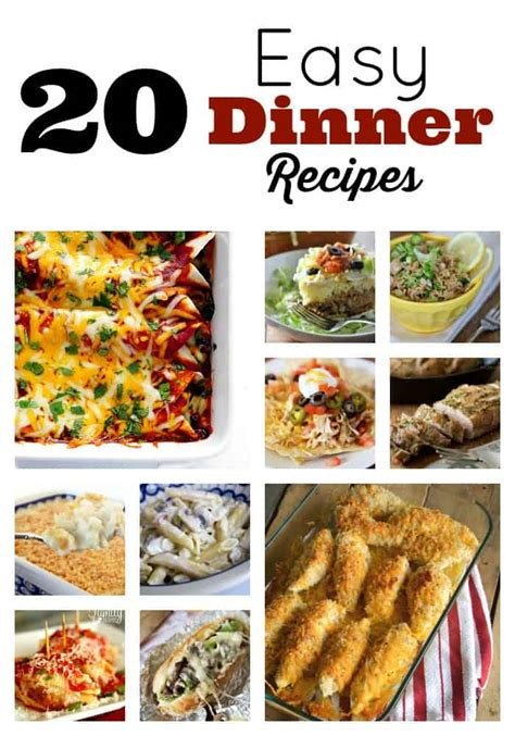 meals in minutes easy dinner recipes skip to my lou