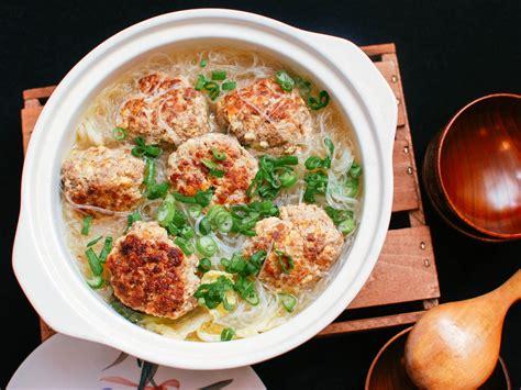 shanghai lions head meatballs  eats
