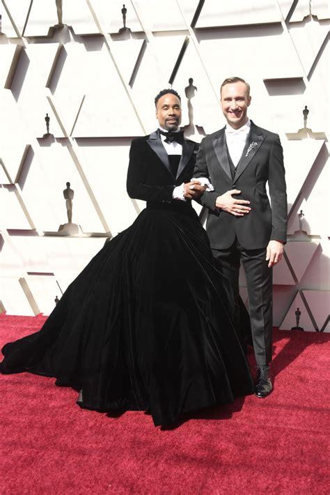 Man Dress Billy Porter Gets Nod Approval From