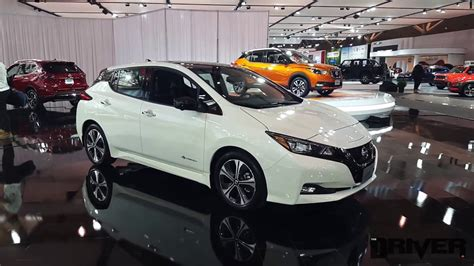 2019 Nissan Leaf  Walkaround And Specifications Youtube