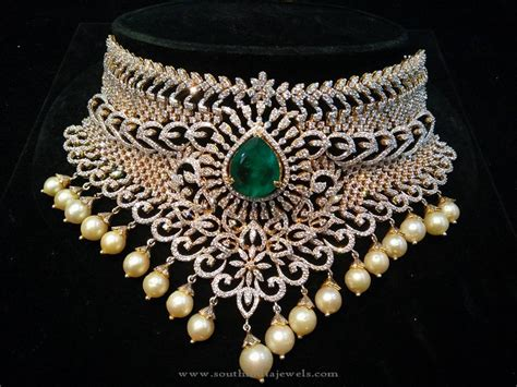 South Indian Diamond Jewellery Designs Sell Jewelry Windsor Ontario New Orleans Harris Tx Antero Aquamarine Red Dead 2 Online Children's Pearl Set Jessie My Account
