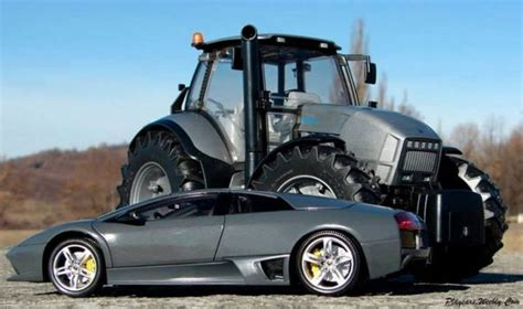 first lamborghini tractor 10 facts you didn t know about lamborghini lamborghini
