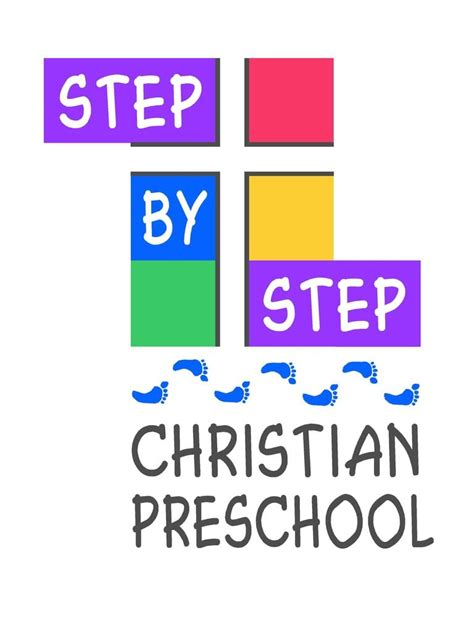 step by step christian preschool preschools 101 125   o