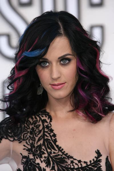 Katy Perry Hair Hairstyles Show Up