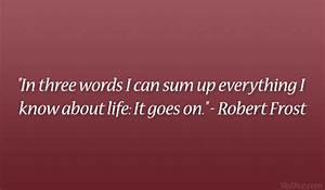 Robert Frost Quotes About Love. QuotesGram