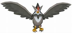 Staraptor Images   Pokemon Images