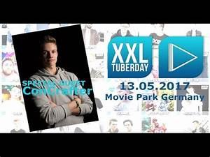 Movie Park 2017 : xxl tuberday 2017 im movie park germany youtube ~ Eleganceandgraceweddings.com Haus und Dekorationen