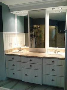 Nantucket beach style bathroom other by viribus for Nantucket style bathrooms
