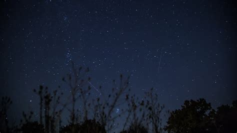 Night Sky Footage Page Stock Clips Videos