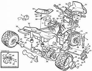Power Wheels Raider Parts