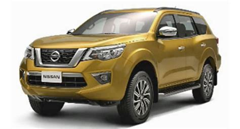 Nissan Terra Photo by New Nissan Xterra Leaked This Is The New Navara Based Suv