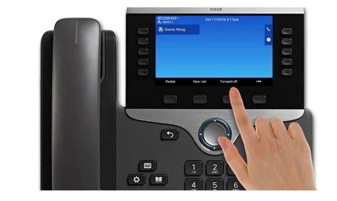 Forward calls on Cisco 8845