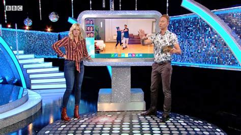 Strictly Come Dancing 2018 Kate Silverton and Aljaz ...