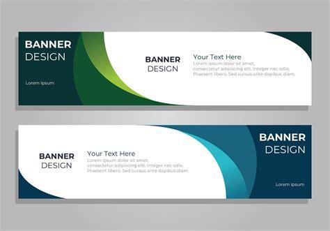 banner cdr  vector art   downloads