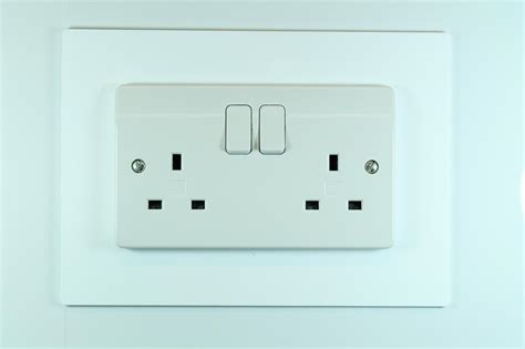 single or double classikool single or double light switch plug socket wall