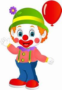 Cute Clown Transparent PNG Clip Art Image   edson ...