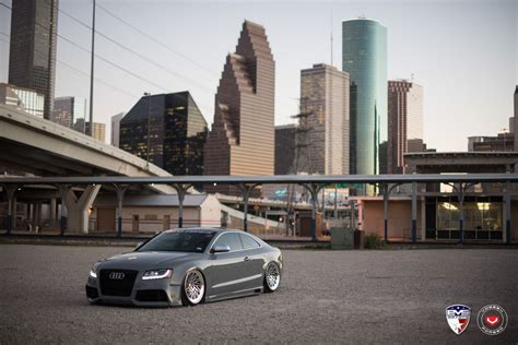 Audi Houston by Audi S5 In Houston Vossen Forged Lc Series