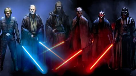 Sith Vs Jedi Wallpaper (77+ Images