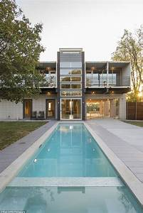 Inside Dallas home built from shipping containers | Daily ...