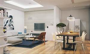 Wohn Schlafzimmer Ideen : wohn esszimmer wohnzimmer freshouse ~ Sanjose-hotels-ca.com Haus und Dekorationen