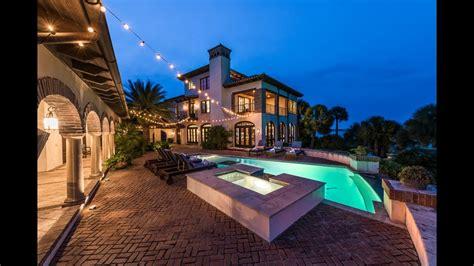 gorgeous beachfront estate  stsimons island villa de