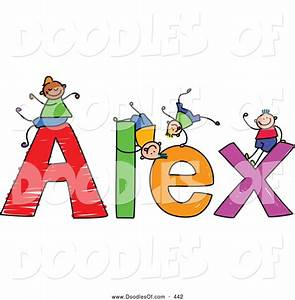 Playing on the Name Alex | Clipart Panda - Free Clipart Images
