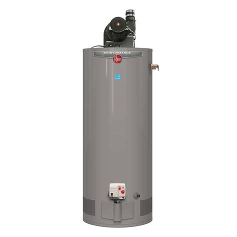 rheem power vent natural gas water heater  gal