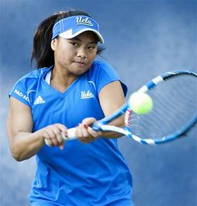 Women's tennis edged out in NCAA semifinals | Daily Bruin