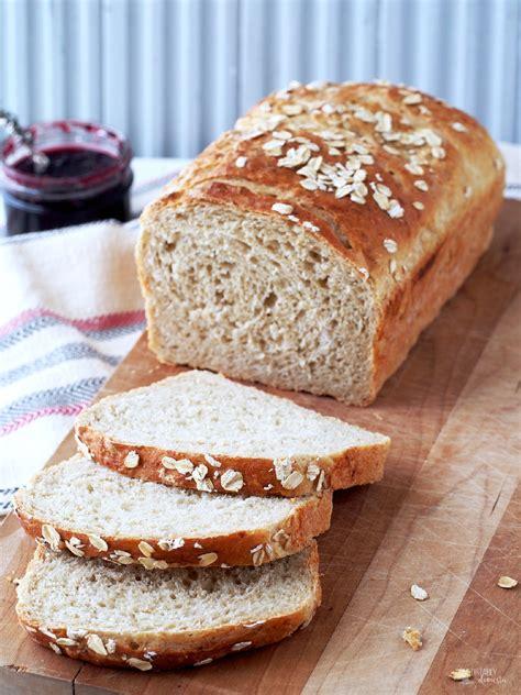 leftover oatmeal bread comfortably domestic