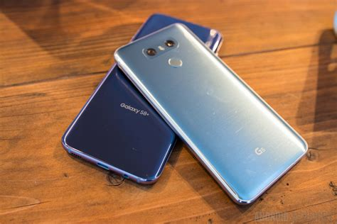 samsung galaxy s8 the competition