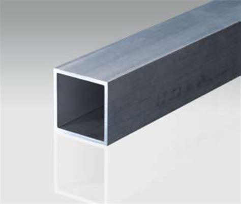 4 kant rohr edelstahl aluminium alu rechteckrohre bikar metalle