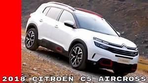 2018 Citroen C5 Aircross Progressive Hydraulic Suspension