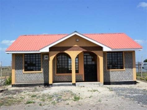 lovely  bedroom house plans  kenya  home plans design