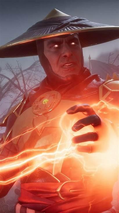 Mortal Kombat Raiden 4k Screenshot Games Wallpapers