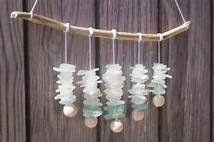 How to make home decor from sea glass tos diy