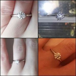 pawn shop engagement rings weddingbee With pawn wedding ring