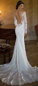 Long Sleeve Wedding Dresses Backless: Gallery for gt lace ...